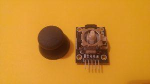 Analog joystick module pinout