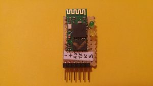 hc-05 bluetooth module breakout board top
