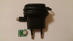 arduino old phone charger