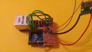 arduino wake on lan