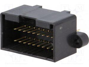 040 MULTILOCK socket  male 174977-2